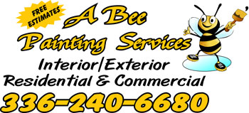 A Bee Painting Services Inc's Logo
